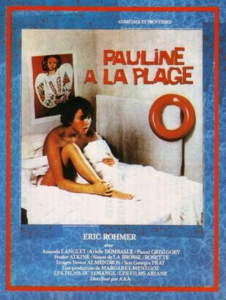 1983 Pauline a la plage - Pauline en la playa (fra) 01