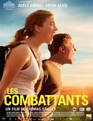 Les_combattants_poster_francia